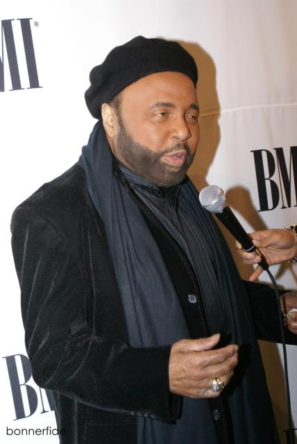 BMI Honoree Andrae Crouch