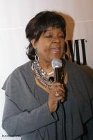 The one and only Pastor Shirley Caesar