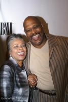 Vanessa Bell Armstrong and Pastor Winans share a laugh