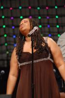 Lalah Hathaway feels the music