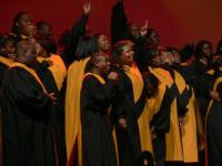Small Choir winners, Salvation and Deliverance, also win the region