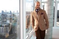 In the building -- JJ Hairston