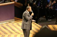 Pastor David Wright at Choir Fest 2014