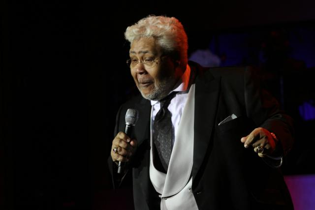 Rance Allen delivers an inspiring performance in tribute to LaShun Pace