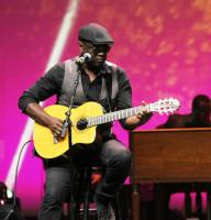 Tommy Sims delivers a rousing performance in tribute to Israel Houghton at the 16th Annual BMI   Trailblazers of Gospel Awards