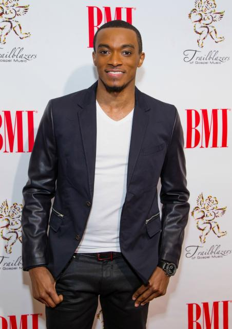 Jonathan McReynolds arrives