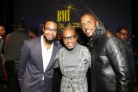 DeWayne Woods, Kirk Franklin and Donald Lawrence