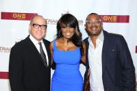 Brad Siegel - President TV One, BMI Vice President Catherine Brewton, and Sunseeker Productions's Bart Phillips
