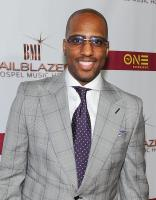 Isaac Caree attends 2016 BMI Trailblazers of Gospel Music Honors