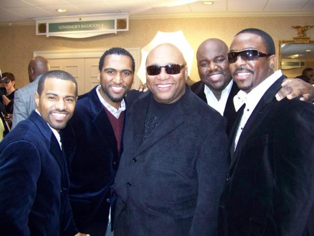 7 Sons of Soul on the Red Carpet