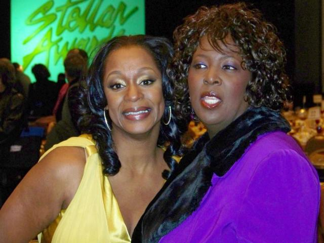 Living Legends Regina Belle and Tramaine Hawkins