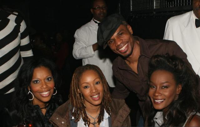 Kirk Franklin with Trin-i-tee 5:7