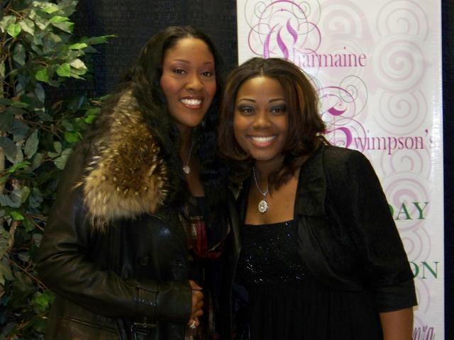 Two True Divas--Coko and Charmaine