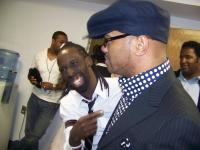 A hilarious moment with Tye Tribbett and Dr. Kevin Bond
