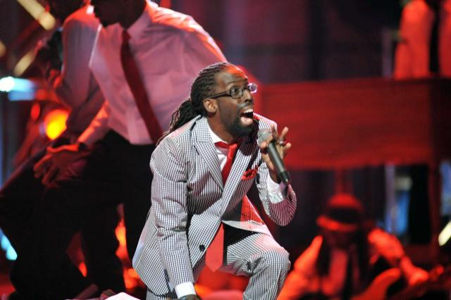 Opening number from Tye Tribbett