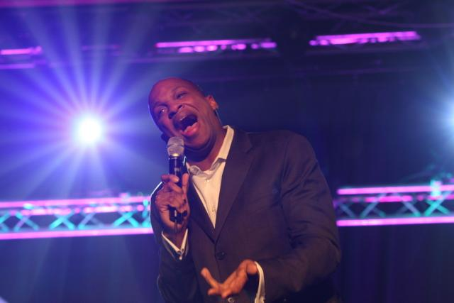 Donnie McClurkin sings BMI?s Most Performed Gospel Song of the Year, ?Never Would Have Made It?