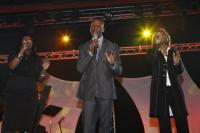 Honoree Donald Lawrence treats the audience to sweet gospel soul music, honoring Twinkie Clark