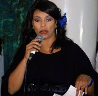 Darlene McCoy hosted the ASCAP Luncheon
