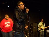 Deitrick Haddon came to hang out and introduce Mali Music