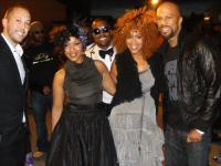 DJ Reflex of My Block, Mary Mary, Common and Kanye West