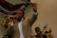 Terrell Hunt ministers