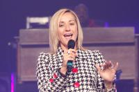 Conference Speaker Christine Caine of Hillsong Australia