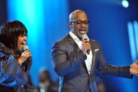BeBe and CeCe Winans together