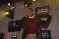 "Micah Stampley singing ""Stand"""