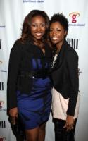BET Sunday Best contestants Jessica Reedy and Latice Crawford