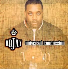 Universal Concussion CD