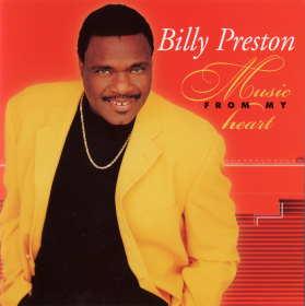 Billy Preston CD