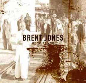 Brent Jones CD