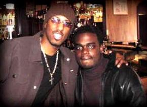 Isaac Carree from Men of Standard and Carvin Winans Jr.