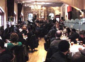 Justins Restaurant in Atlanta