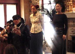 Vickie Winans, Mary Mary and Kim Burrell