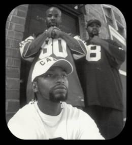 Click for review of The Gospel Gangstaz album, Exodus