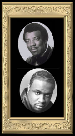 Rev. James Cleveland and Woody Rock