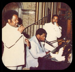The Craig Brothers with Thomas Whitfield on keyboard