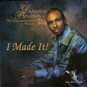 DeAndre Patterson CD