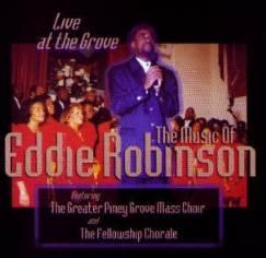 Eddie Robinson CD
