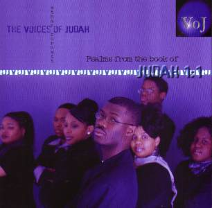 Psalms From The Book of Judah 1:1 CD