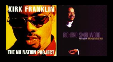 Richard Smallwood, Kirk Franklin