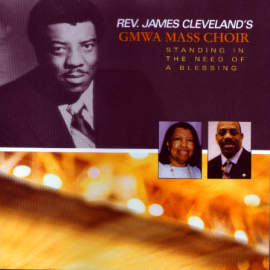 GMWA Mass Choir 1999 CD
