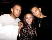 Siblings Jacob, Rachael and Joshua, known as SoulJahz, the latest in Gospel hip-hop, at the gospelnetwork.com showcase