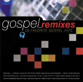 Gospel Remixes CD