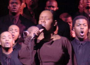 Timiney Figueroa singing Calling My Name