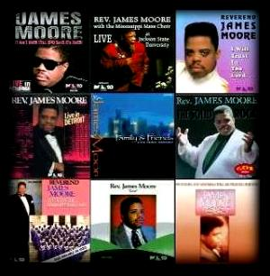 James Moore CDs