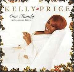 Kelly Price Christmas CD