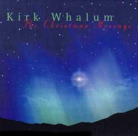 Kirk Whalum Christmas CD