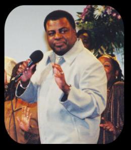 Pastor Leofric Thomas